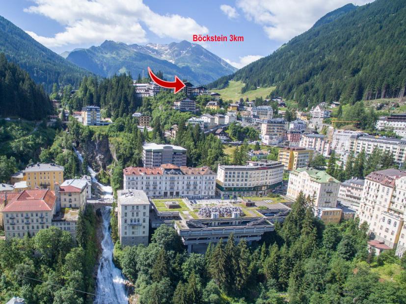 Böckstein Wohnresidenzen, Eigentumswohnungen in Bad Gastein